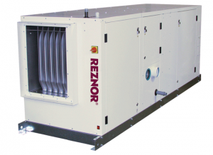 EnviroPak Condensing SHH RHH Indirect Gas Fired Heating Ventilation Indoor Outdoor Units